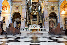 Chiesa e Chiostro del Carmine, Bergamo, Italy