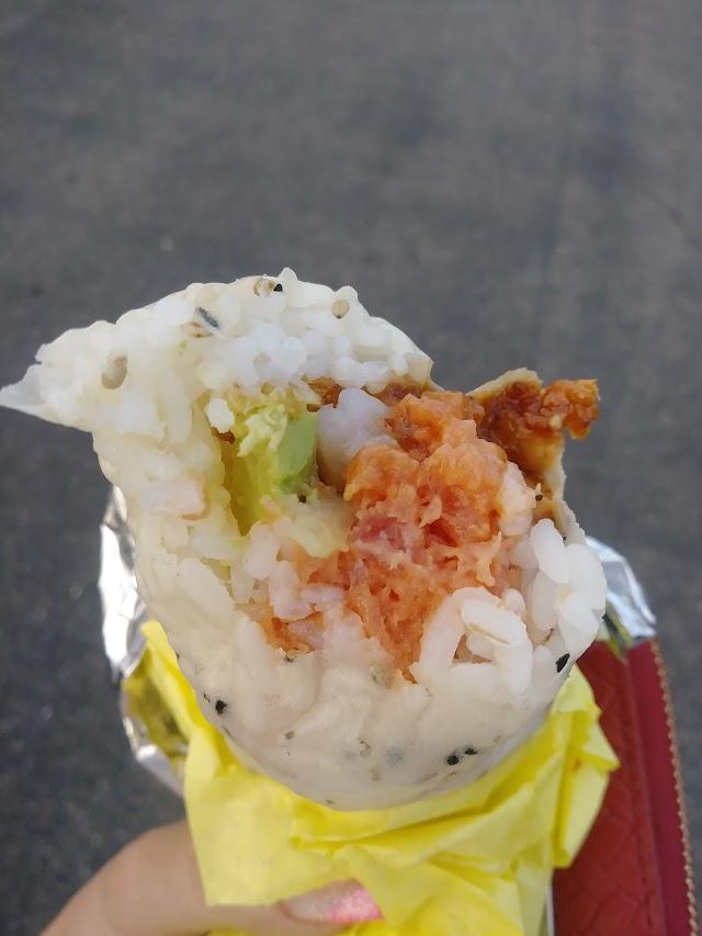 Jogasaki Burrito