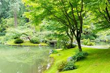 Nitobe Memorial Garden, Vancouver, Canada