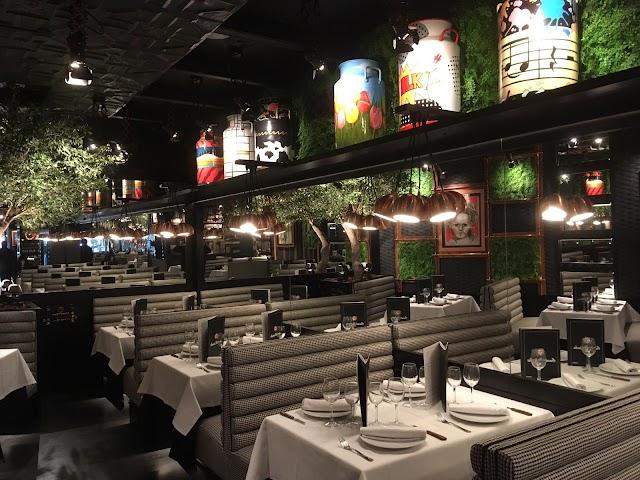 Restaurante Santa Belinda