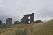 Clun Castle, Clun, United Kingdom