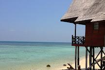 Lankayan island, Sandakan, Malaysia