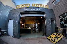 Good Robot Brewing Company, Halifax, Canada