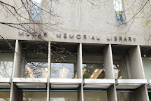 Mugar Library, Boston, United States