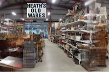 Heath's Old Wares, Bangalow, Australia