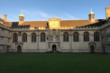 Wadham College, Oxford, United Kingdom