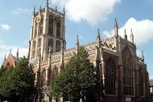 Holy Trinity Church, Stratford-upon-Avon, United Kingdom