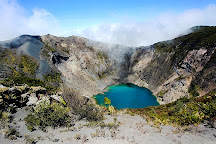 Irazu Volcano National Park, Province of Cartago, Costa Rica