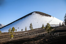 Cinder Cone, Lassen Volcanic National Park, United States