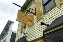 The Rock & Art Shop, Bar Harbor, United States