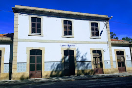 Железнодорожная станция  Luso Bucaco