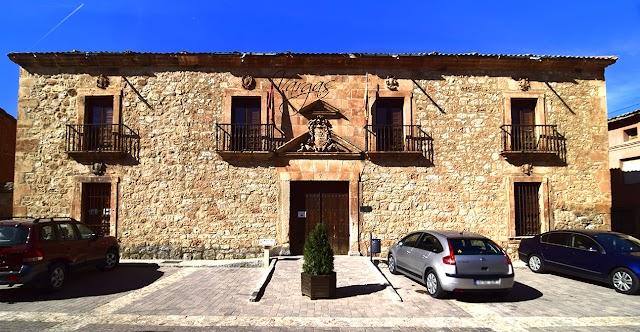 Palacio del Obispo Vellosillo