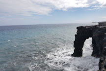 Holei Sea Arch, Hawaii Volcanoes National Park, United States