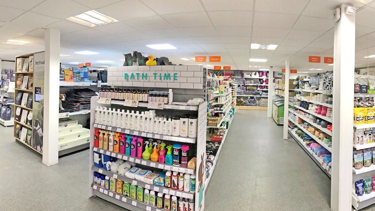 Pets Corner Hereford interior