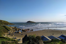 Praia da Vila, Imbituba, Brazil