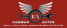 Khawar autos islamabad