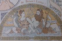 Musee de la Mosaique et des Emaux de Briare, Briare, France