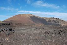 Volcan Montana Colorada, Tinajo, Spain