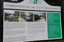 Cwmbran Boating Lake, Cwmbran, United Kingdom