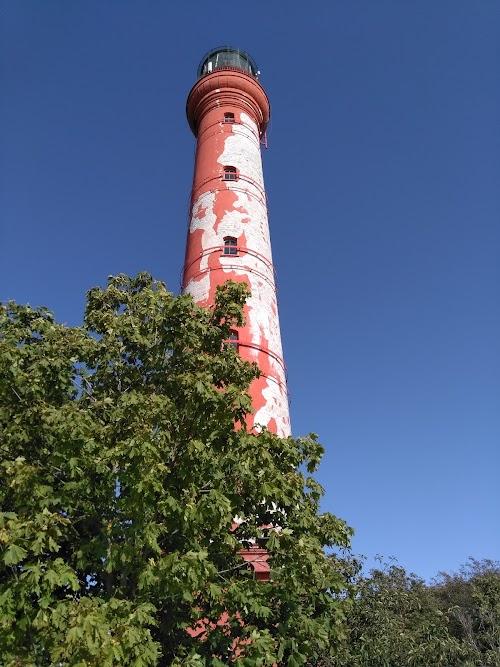 Pakri lighthouse