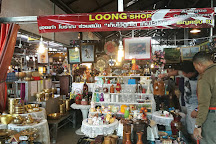 Khlong Lat Mayom Floating Market, Bangkok, Thailand