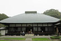Jomyoji Temple, Kamakura, Japan