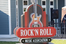 Iowa Rock 'n Roll Hall of Fame Museum, Arnolds Park, United States