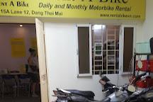 RentABike, Hanoi, Vietnam