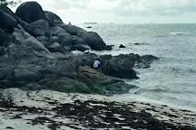 Tanjung Tinggi Beach, Belitung Island, Indonesia
