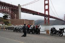 Eaglerider San Francisco BMW Ducati Honda Motorcycle Rental, San Francisco, United States