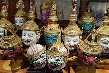 Indra Square, Bangkok, Thailand