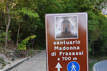 Santuario Madonna di Frasassi, Genga, Italy