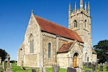St Andrew's Church, Folkingham, United Kingdom