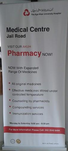 Aga Khan University Hospital Medical Centre Jail Road Lahore