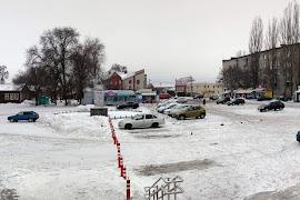 Автобусная станция   Borisoglebsk