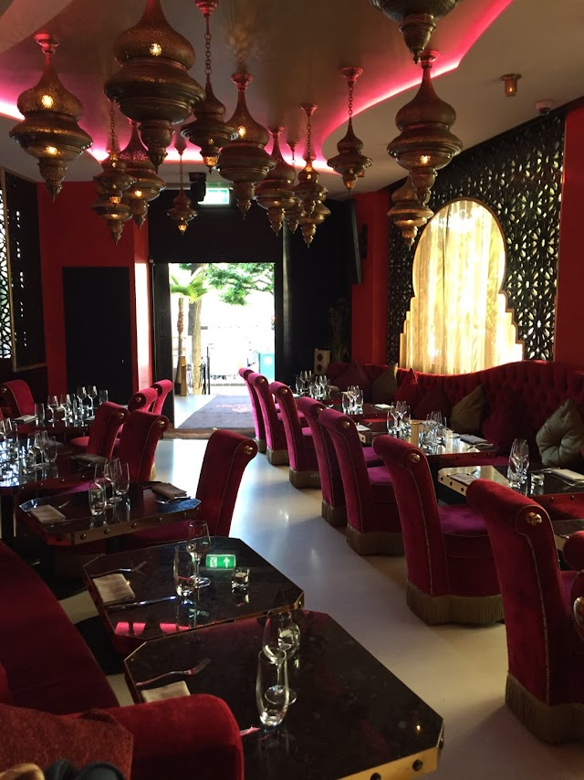 Baroush Restaurant ( Middle eastern cuisine & Shisha )