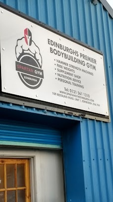 Spartan Gym Edinburgh
