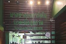 Massage in Garden, Bangkok, Thailand