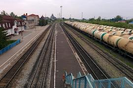 Железнодорожная станция  Dimitrovgrad