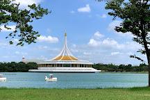 Suan Luang Rama 9 Park, Bangkok, Thailand
