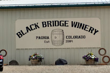 Black Bridge Winery, Paonia, United States