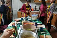 Maryam Persian Cooking class, Isfahan, Iran