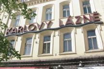 Karlovy Lazne, Prague, Czech Republic