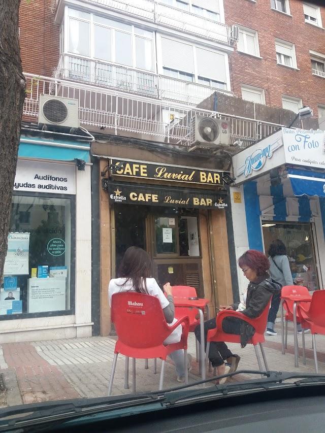 Cafe Luvial Bar