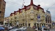 Знание, улица Льва Толстого на фото Киева