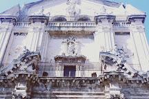 Chiesa San Benedetto, Catania, Italy