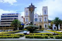 Plaza de la Villa, Sogamoso, Colombia