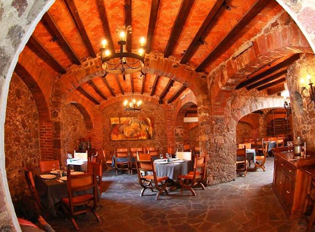 Restaurante 13 Cielos