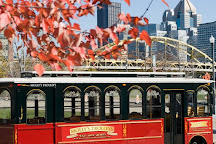 Molly's Trolleys Sightseeing Tours, Pittsburgh, United States