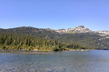 Callaghan Lake Provincial Park, Whistler, Canada